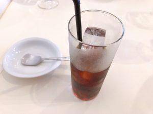 キッチンベル食後コーヒー