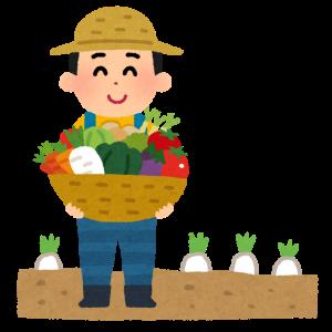 農家の人イラスト